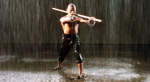 """Gordon Liu - scene from """"Master Killer"""""""