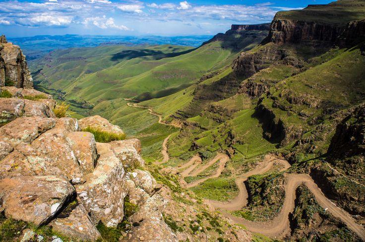 Sani Pass, South Africa