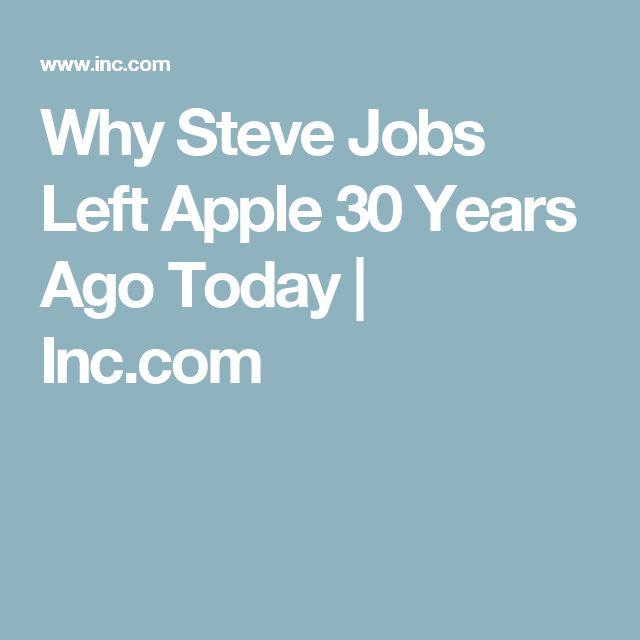 10 best Steve Jobs images on Pinterest Steve jobs, Apples and - jobs that are left