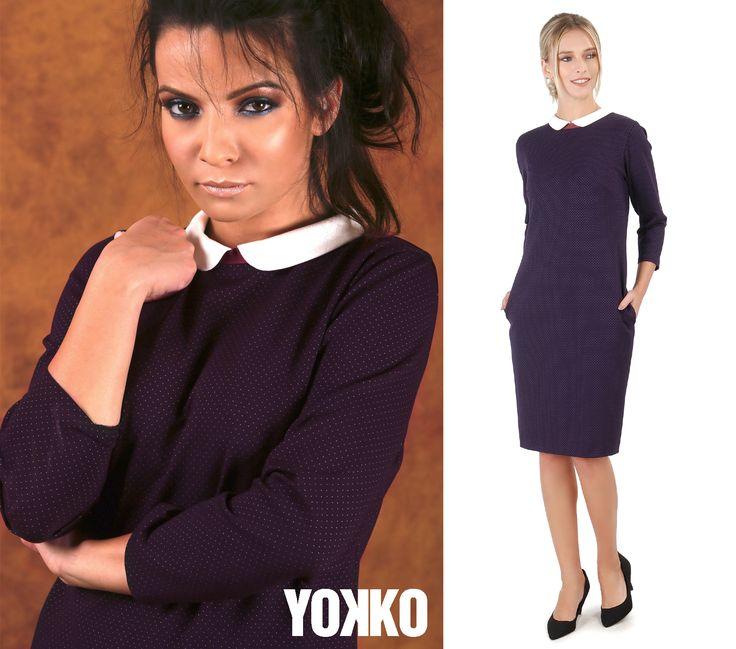 New office dress! #office #dress #yokko #fall17 #madeinromania
