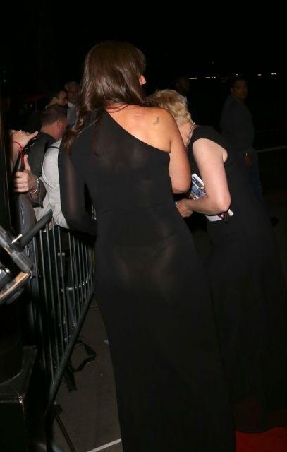 Davina-McCall-Wearing-See-Through-Dress-Thong-Panties-At-British-Academy-Television-Awards-In-London-13