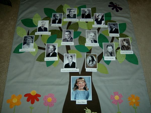 17 best family tree project images on pinterest family