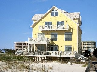 Chateau Soleil- Beautiful, Large, Gulf- Front Beach House
