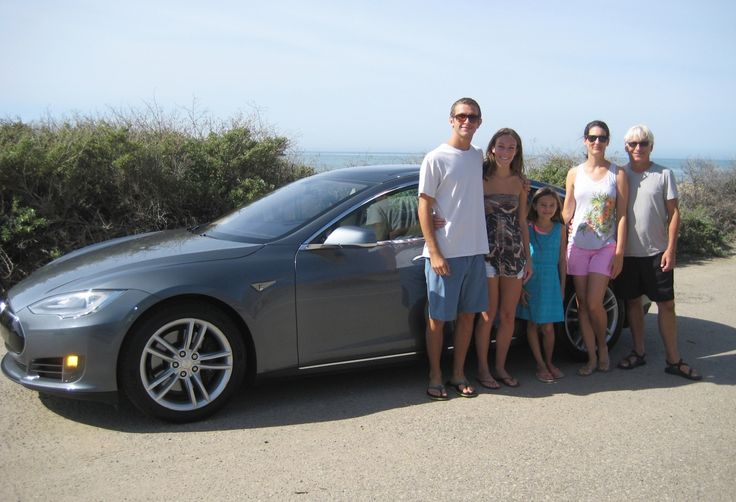 This family is done with oil | Tesla Motors