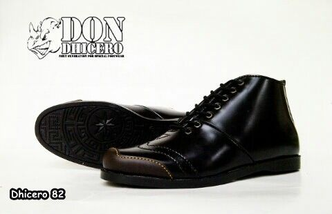 Dondhicero leather shoes DD82
