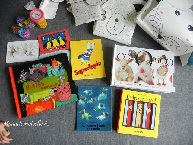 || Swap littérature jeunesse - Hiver 2018 : Mes colis - Boites à surprises - Superlapin - La famille Souris de couche - Cocorico - Délivrez-moi
