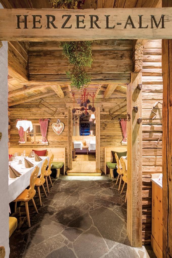 INNs Holz Restaurant - Wo Gutes am Besten schmeckt!