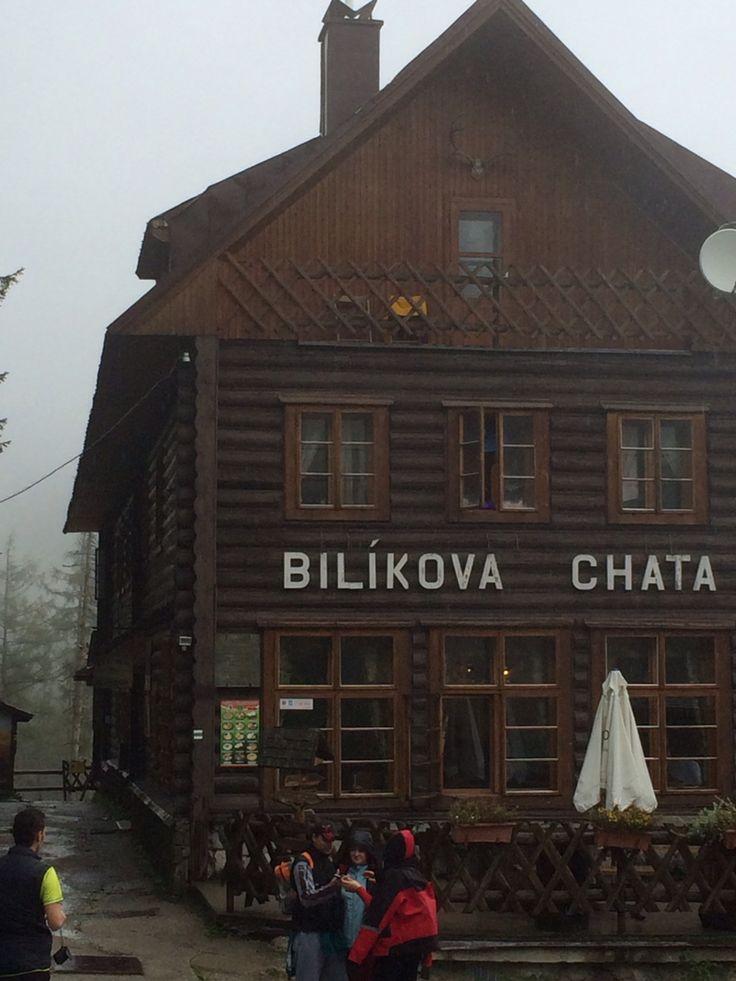 Bilikova chata Vysoke Tatry SK
