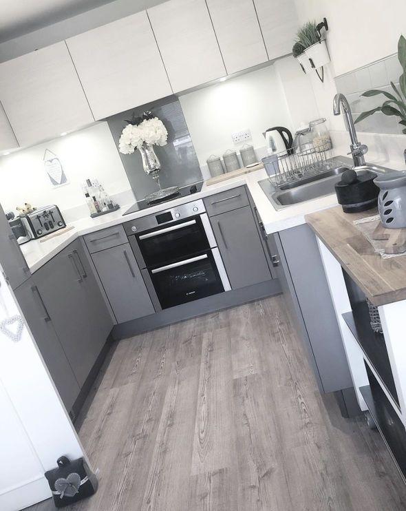 Grey Kitchen Cottage Kitchen Design Home Decor