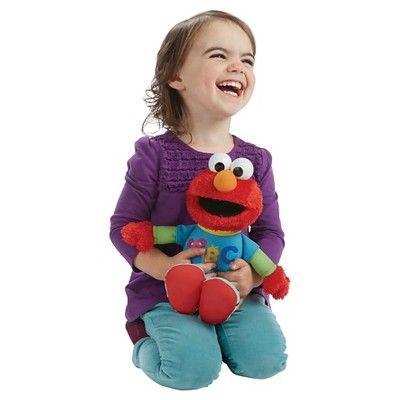Playskool Friends Sesame Street Talking Abc Elmo Figure