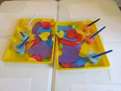Tornado Craft For Toddlers