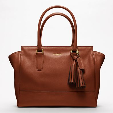 Coach Legacy Collection | The Zoe Report