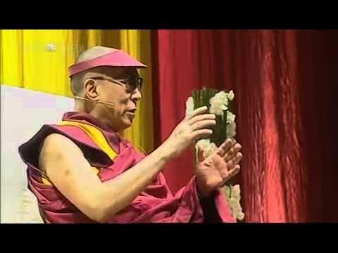2010.09.19. - Dalai Láma Budapesten - Együttérzés: A boldogság művészete