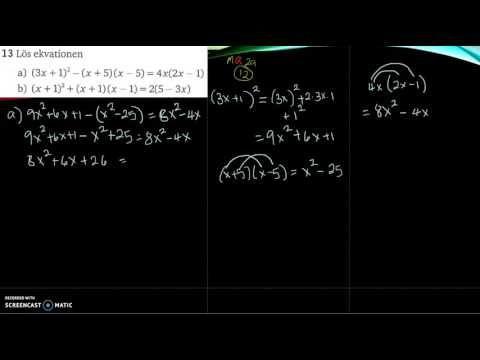 Matematik 5000 Ma 2b   Kapitel 2   Blandade övningar 2 -  13