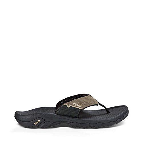 nice Teva Men's Katavi Thong Outdoor Sandal