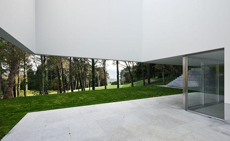 Eduardo Souto De Moura — House in Ponte de Lima — Image 23 of 35 — Europaconcorsi