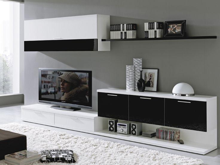 Consejos para decorar un loft tv walls living rooms and - Muebles decoracion salon ...