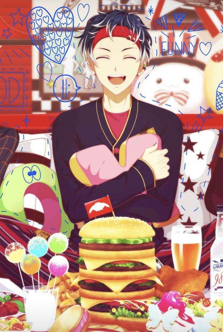 Pin by ミカサ on IDOLiSH7 Anime, Anime music, Anime boy