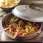 Een heerlijk recept: Curry van kikkererwten en spinazie