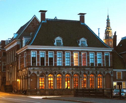 Hotel Corps De Garde Groningen, in Groningen.