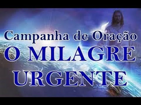 """""""ORAÇÃO"""" O MILAGRE URGENTE.Com o Missionário Marcelo Gomes.(Romanos 4.17)"""