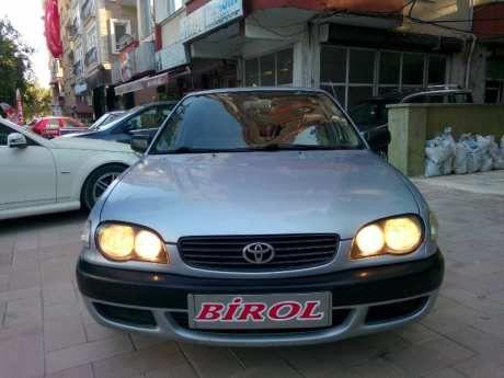 satılık toyota corolla 1.6 terra lpg' lİ sedan - 31100 merkez