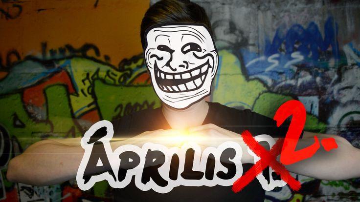 Hogyan trollkodj április másodikán? | CsChannel