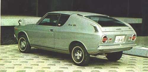 Nissan Cherry Fastback
