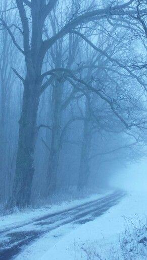 Winter, Åsgårdstrand