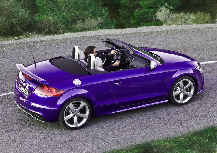 Purple Audi Car Pictures & Images – Super Cool Purple Audi