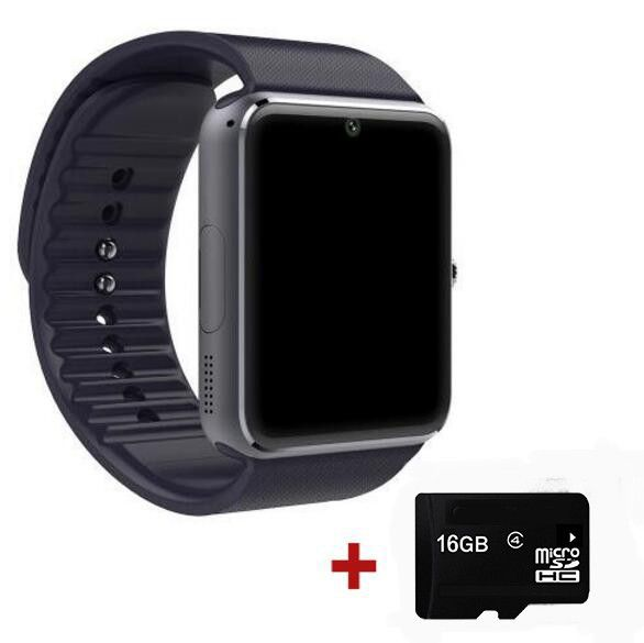 NAIKU GT08 Bluetooth Smart watch SmartWatch for iPhone 6 7 plus Samsung S4/Note 3 HTC Android Phone Smartphones Android Wear