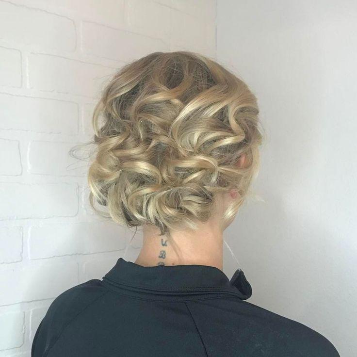 Super Short Wedding Hairstyles: 36 Super-Chic Short Hair Updo Ideas For Women