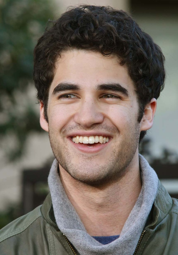 Darren Criss - one of my favorites from Glee