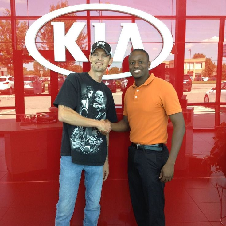 Congrats to Casey for making the short drive to Lawrence Kia to purchase a 2010 Chevy Equinox from Nick!!