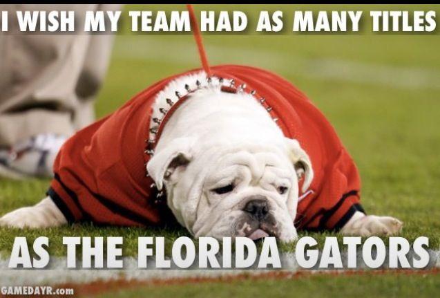 Go Gators.