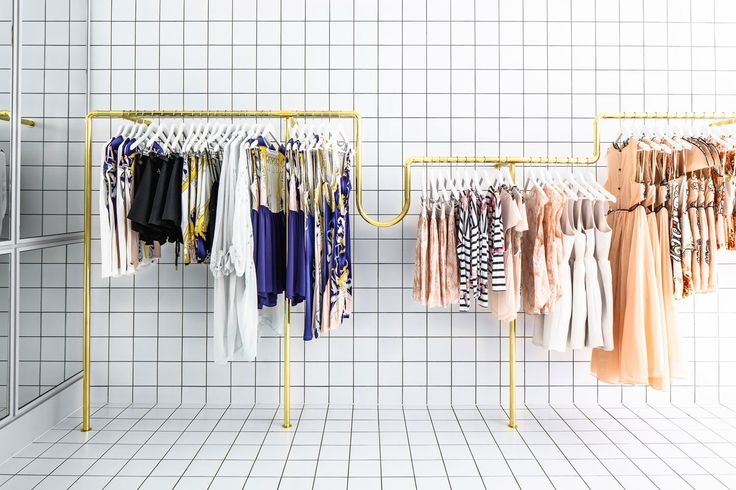 Alice McCall Melbourne Store by Wonder | Yellowtrace.