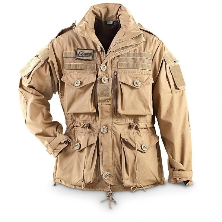 Voodoo Tactical Field Jacket - $89.99 (Free S/H w/coupon) | Slickguns