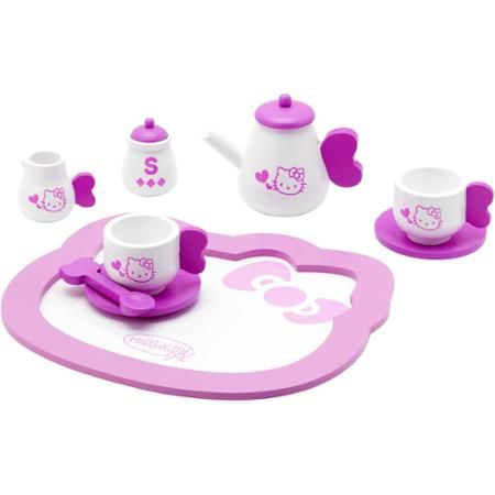 Hello Kitty Tea Set - Walmart.com