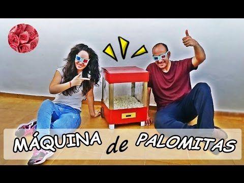 (5) DIY | Maquina de Palomitas 🍿 Decoracion de Fiesta - YouTube