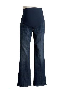 A good pair of maternity jeans is a @babycenter maternity must-have! #momformation
