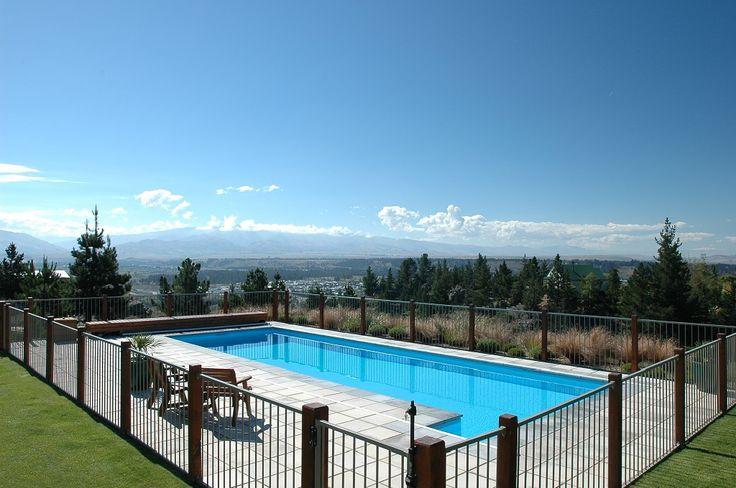 Pisa Pools trading as Mayfair Pools Central Otago, award winning pool builders.
