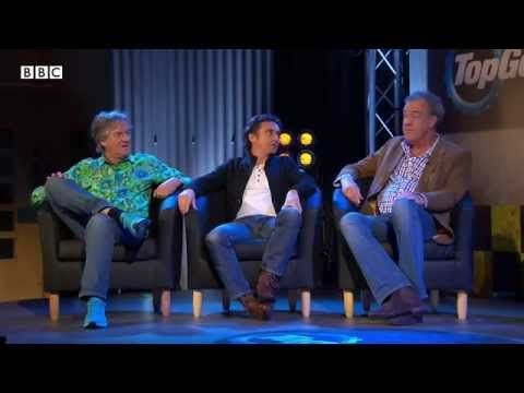 Clarkson, Hammond and May Live Entrance Belfast 2015 (Top Gear Live) - YouTube