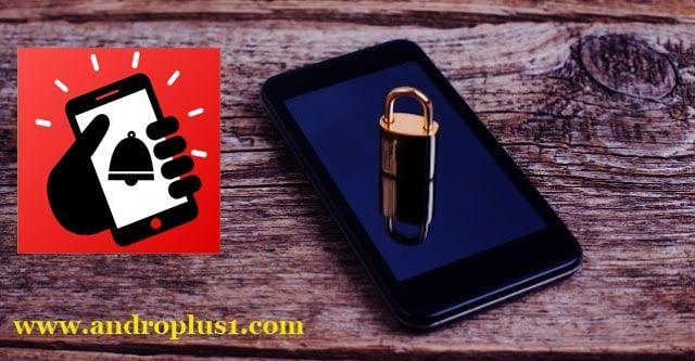 تنزيل أفضل تطبيق مكافحة السرقة مع إنذار الحركة Don T Touch My Mobile Anti Theft Motion Alarm Apk للأندرويد 2020 Dont Touch Me Phone Cases Motion
