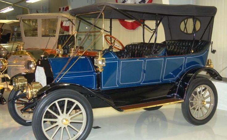 1912 Maxwell Manufacturer Maxwell Briscoe Motor Company