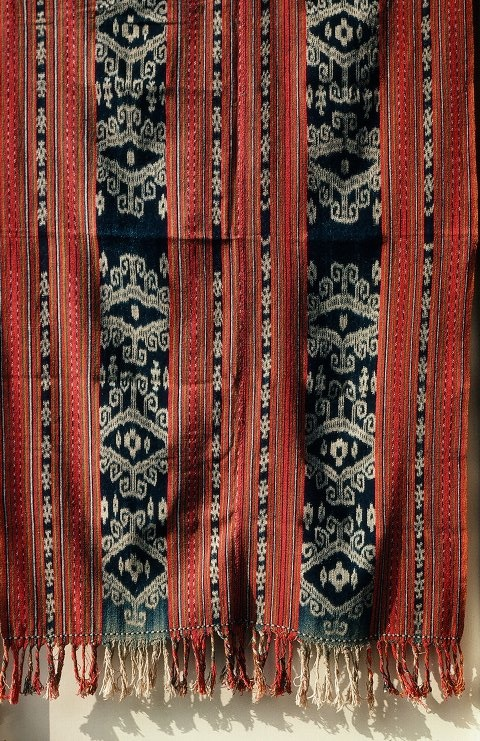 Ikat from Timor-Timur, Timor, Indonesia