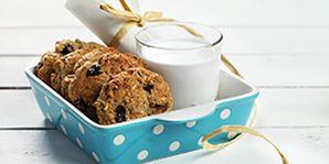 Breakfast On the Go Cookies | Canadian Diabetes Association