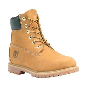 Timberland - Boots Earthkeepers 6-inch Premium Boot Femme - Jaune