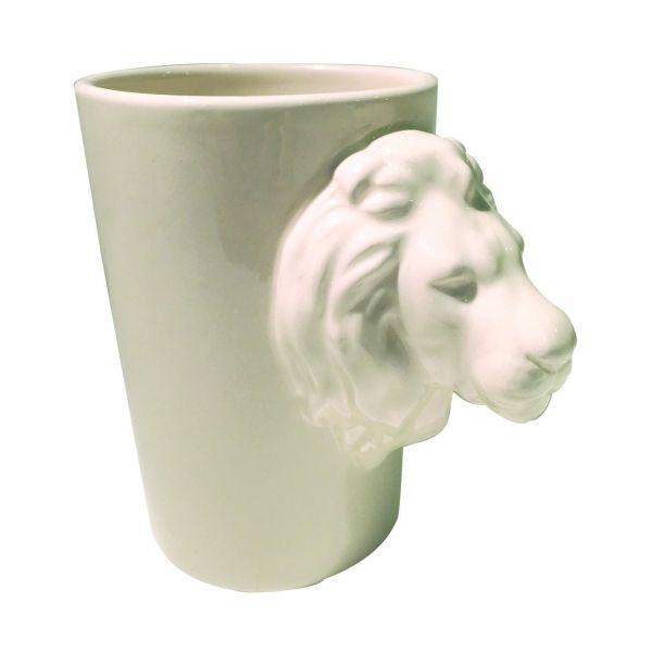 Mug animal Lion