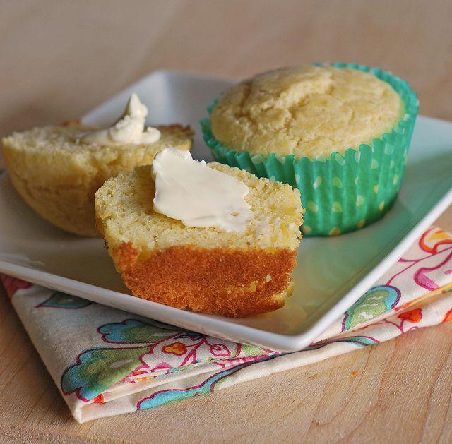 Rather Rich Corn Muffins by fakeginger, via Flickr
