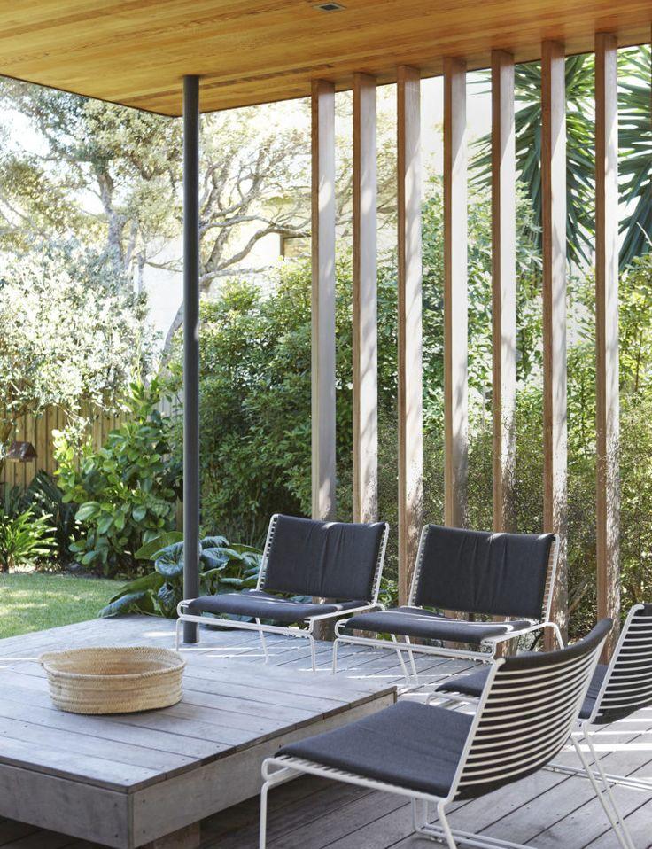A design-savvy couple nail holidaying at home